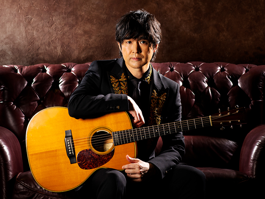"藤巻亮太 弾き語り LIVE TOUR 2019 ""In the beginning"""