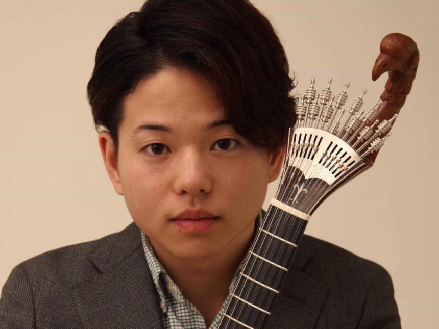 西川サトシ(bass)  山本真也(ポルトガルギター)