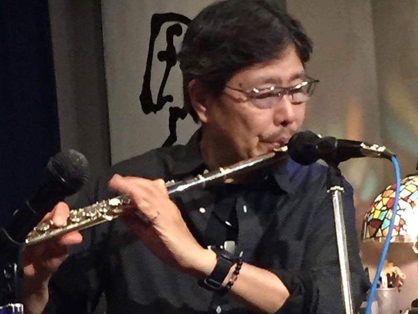 マッコイ結城(flute) 速水 佐保(Pf) 西川サトシ(Bs) マーシャル大木(Dr)