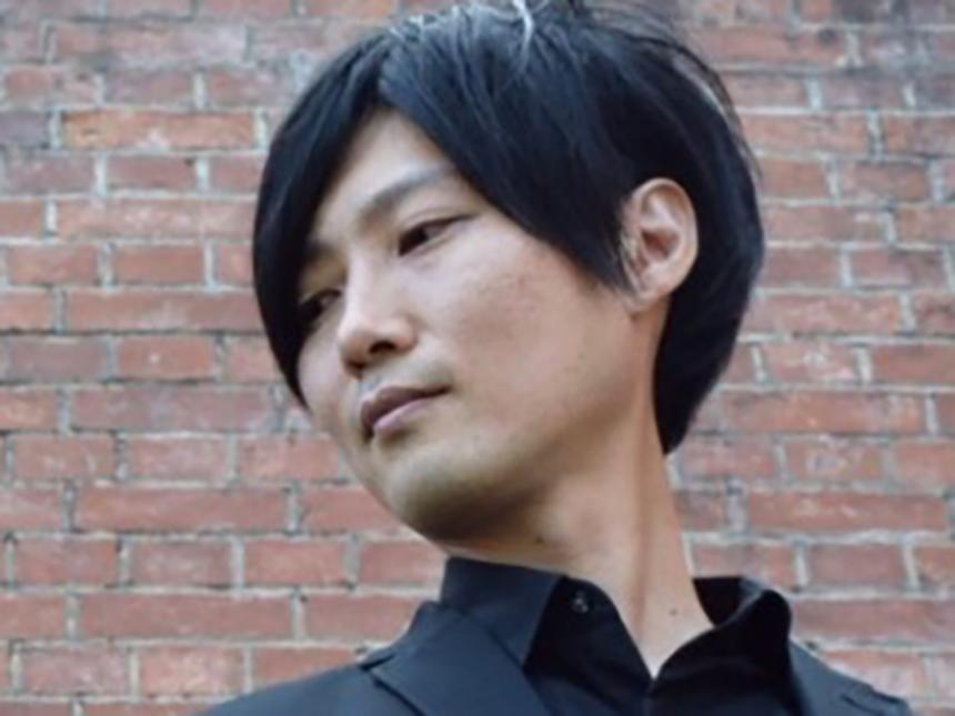尾上 貴春 (Guitar) 水谷 浩子(Sax.Pf.Vo.)